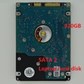 "2.5"" HDD 320GB Internal Laptop Hard Drives disk  SATAII 320GB 7200rpm for Notebook"