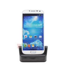 New 2in1 Fit Case Battery Phone Sync Charger Dock Cradle for Samsung Galaxy S4