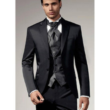 latest coat and pant designs groom tuxedo for wedding suit black custom mde suits formal dress 2017