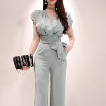 2019 Summer Autumn 2 Pieces set high quality female blazers suits