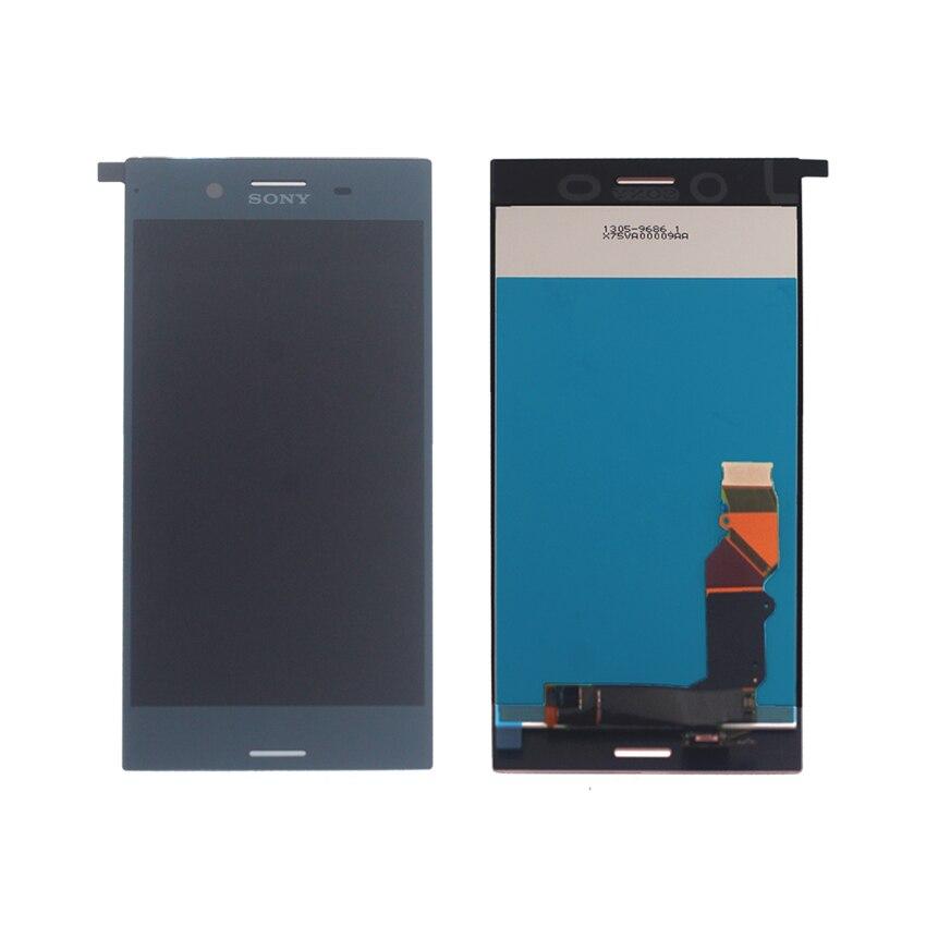 Original pour Sony Xperia XZ Premium G8141 G8142 LCD écran tactile capteur téléphone accessoires avec cadre outils gratuits