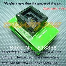 УБГА-48PINS программист адаптер BGA48-DIP48 CBGOOO-035 7.236x10.850 адаптер/гнездо IC/ИК тест гнездо