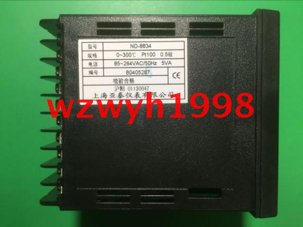 AISET Shanghai Yatai ND 8000 temperature controller ND-8834 temperature control table shanghai yatai instrumentation electronic temperature controller xmtg 151