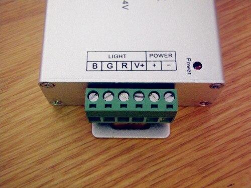 BC 100 DC9V led RGB контроллер DMX512 сигнал 170 пикселей светильник контроллер ЖК дисплей + RF беспроводной пульт дистанционного управления для светоди... - 3