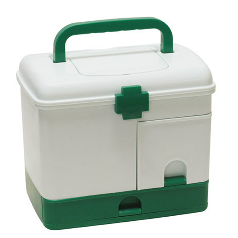 Multi-functional Household Medicine Box Multi-layer First Aid Kit Big  Capacity drawers Medicine - Compare Prices On Medicine Cabinet- Online Shopping/Buy Low Price