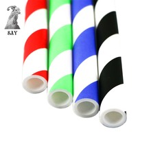 SY BRAND Smoking Accessiories Shisha Chicha Narguile Hookah hose Water pipe Colorful Silicone tube SY-A61