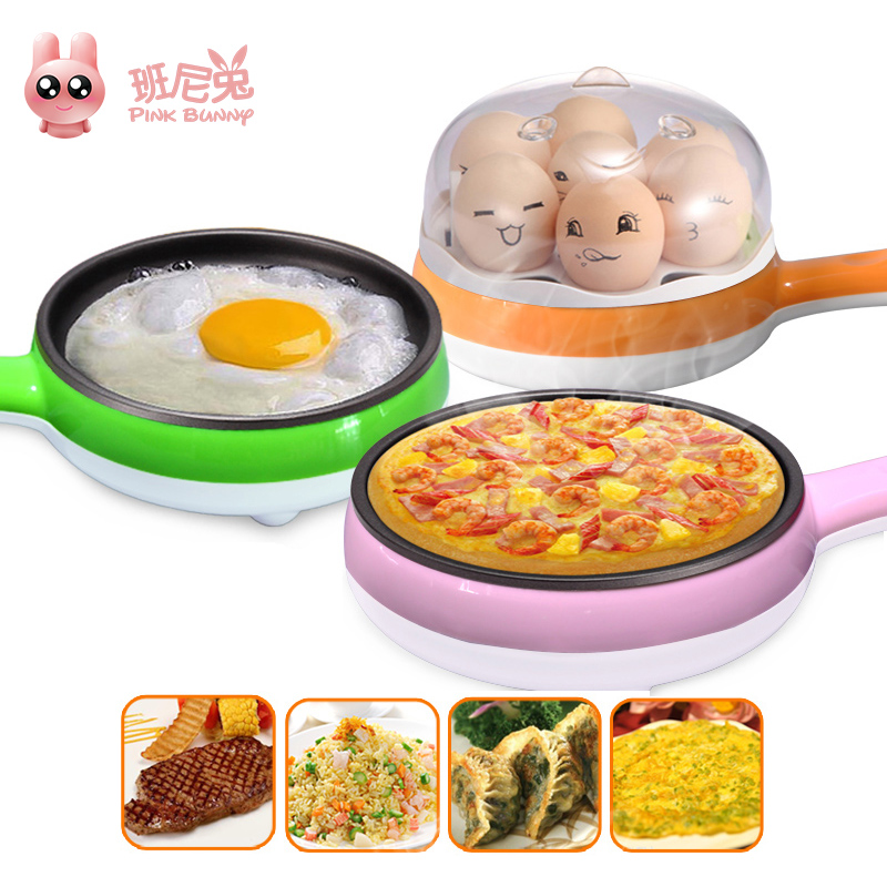 Food process new model high quality fired egg pot non-stick frying pan creative breakfast pot for cooking eggs fired accessories innovative owl shape silicone egg frying mould frying pancake mold breakfast mould creative kitchen supplies for diy present