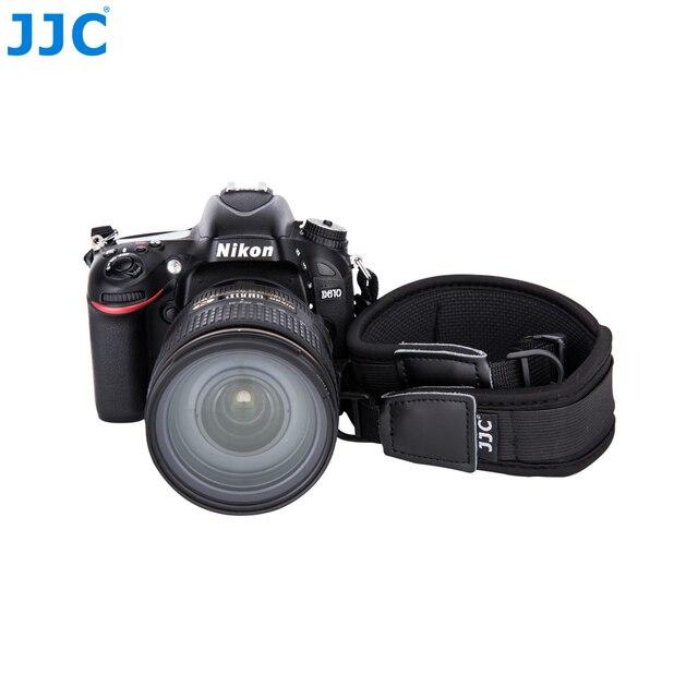 JJC DSLR Neoprene Pescoço Liberação Rápida Alça Da Câmera No Ombro para Canon 1300d/Sony a6000/Nikon d5300/d3200 /d750 Camera Rápida cinta-