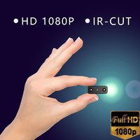 Smarcent IR CUT Mini Camera Smallest 1080P Full HD Camcorder Infrared Night Vision Micro Cam Motion Detection DV PK SQ11 SQ8
