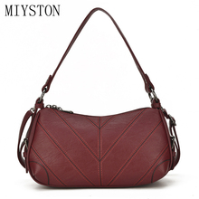 Fashion Women Messenger Bags Famous Brand Crossbody Bag Ladies Tote Messenger Bag PU Leather Handbag Women Shoulder Bag стоимость