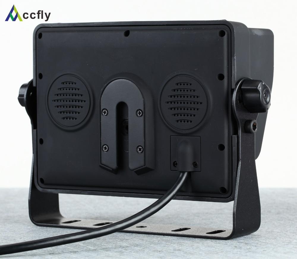 Accfly TFT LCD автомобилінің мониторы 5 - Автомобиль электроникасы - фото 3