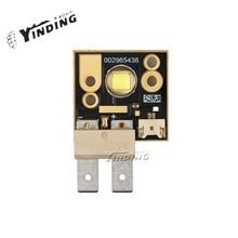Светодиодный излучатель Luminus CST90, 50 Вт, 1 шт., светодиодный светильник, холодный/нейтральный белый светодиодный теплоотвод