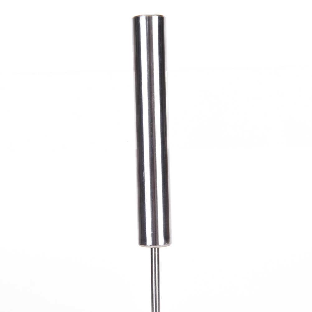 1 Pcs de Aço Inoxidável Espiral Balão Whisk Cozinha Misturador Batedor de Ovo Ferramenta de Mini Creme Agitador Molho de Cozinha Essencial