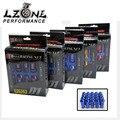LZONE RACING- D1 LIGHT WEIGHT WHEEL RACING WHEEL LUG NUTS P:12*1.5,12*1.25, L:52mm (20pcs/set) WHEEL NUTS JR-D1215or12125