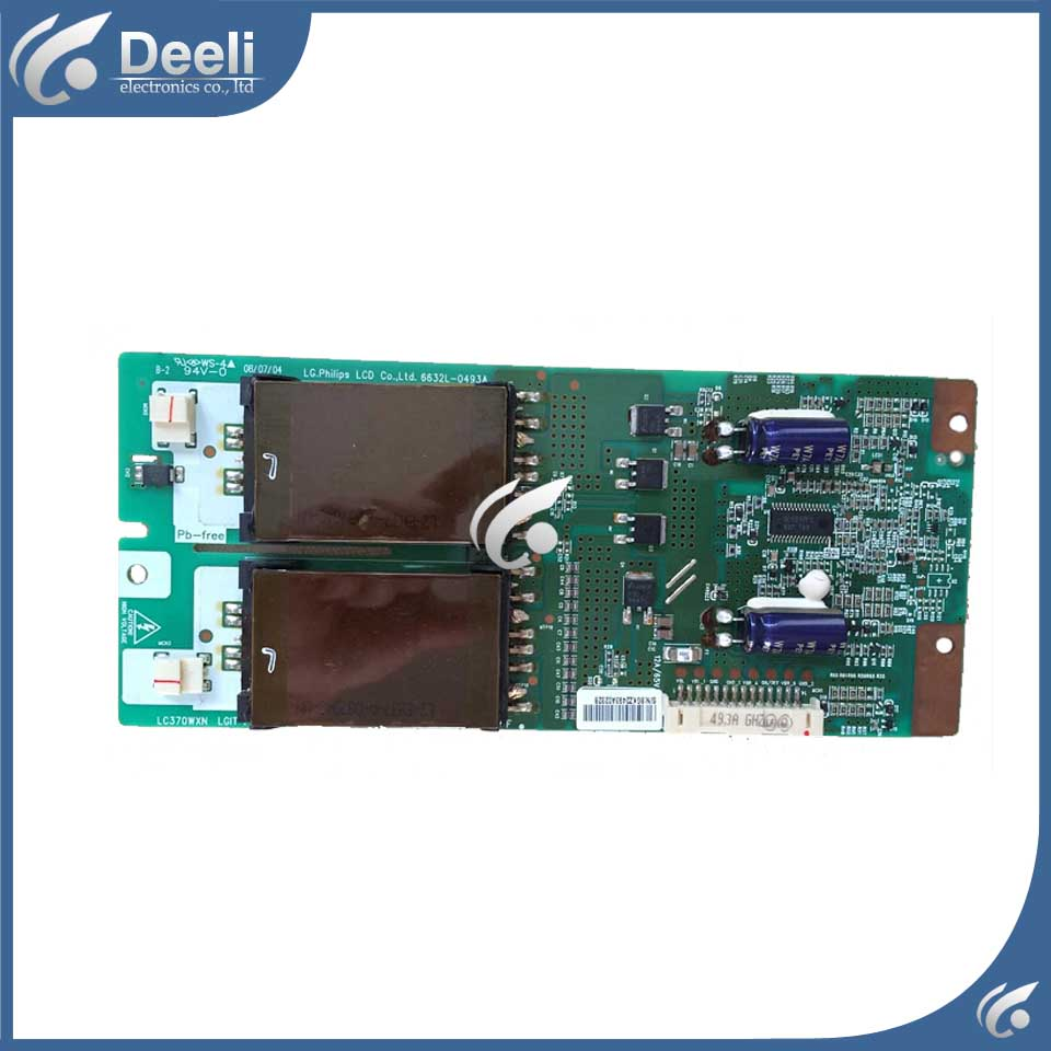 original for LG 37LG31RC-TA 6632L-0493A LC370WXN used board Pressure plate  for ppw le55tm 0 a rev0 6 6917l 0137a constant current board pressure plate is used