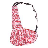 5pcs( Pet Dog Cat Carrier Bag Sling Single Shoulder Oxford Cloth M