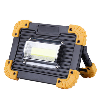 Προβολέας Επαναφορτιζόμενος Αδιάβροχος LED 100W ισχυρός 3800lm Πεζοπορίας Έρευνας Και Διάσωσης Σπίτι - Γραφείο - Επαγγελματικά Μαστορέματα - Επισκευές MSOW