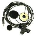 Cara llena de La Motocicleta Casco Auricular Auricular para Walkie Talkie Vertex VX-6R 7R 6E 7E 120 127 170 177