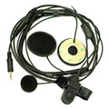 Full Face Motorcycle Helmet Earpiece Headset for Walkie Talkie Vertex VX-6R 7R 6E 7E 120 127 170 177