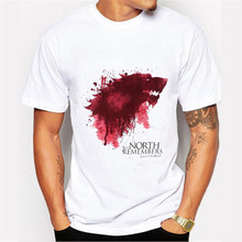 Game of Thrones The North Remembers Men T-Shirt