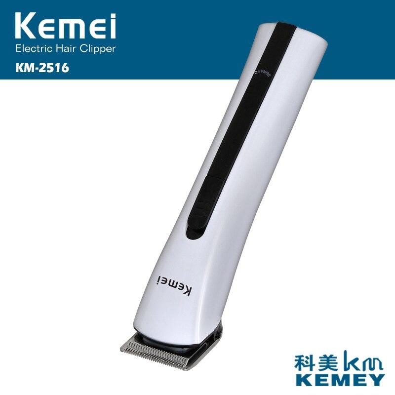 Kemei Electric Hair Beard Trimmer Electric Shaving Machine Rechargeable Razor Trimmer Grooming Haircut Machine D40