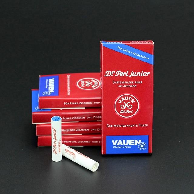 Filtros de fumo 9mm 50 peças, tubulação de fumo filtros de carbono ativado melhores acessórios descartáveis filtro de tabaco fumaça