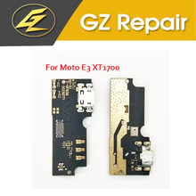 For Motorola Moto E3 XT1700 XT1706 Charging Port Flex Cable Charger USB Dock Port Parts