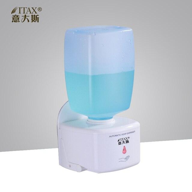 Itax 500 700 1000ml Waterproof Mini Automatic Liquid Soap Dispenser