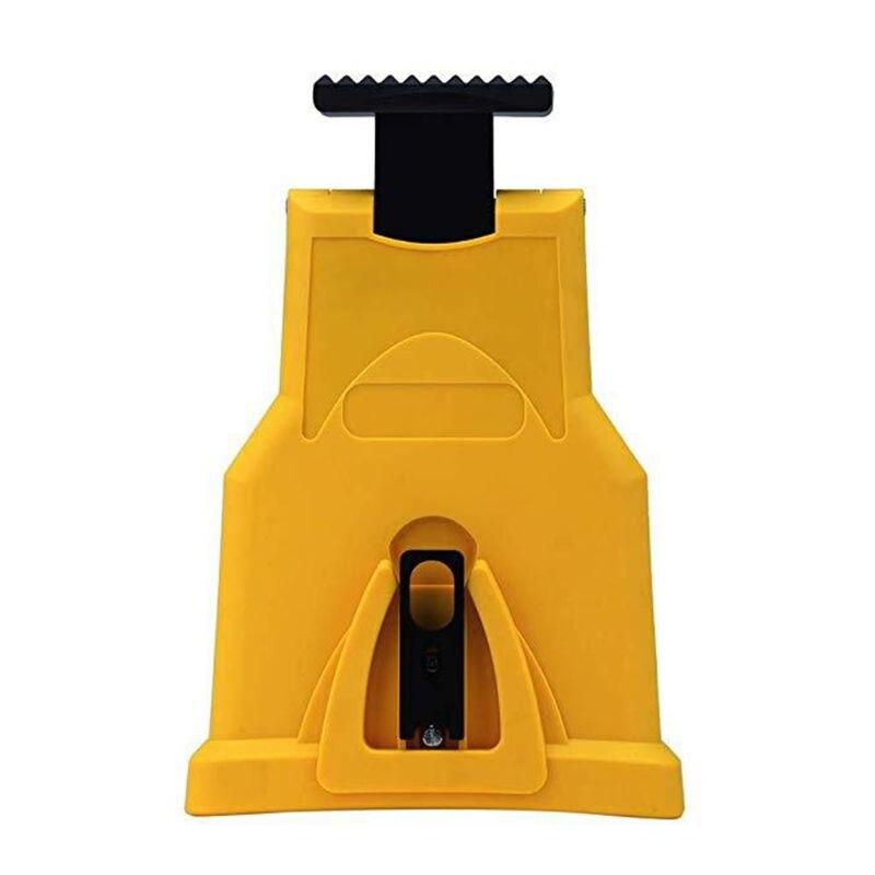 Affûteuse de dents de tronçonneuse aiguise Portable Durable fichier facile PowerSharp barre-Mount meulage rapide tronçonneuse affûteuse de chaîne outil