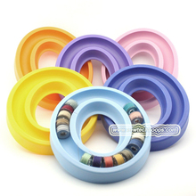 Sew Tech Bobbin Holder Plastic Bobbin Storage Box  Silicone Ring Saver Sewing Needles Saver Bobbin case bobbins for embroidery ee transformer ferrite magnetic core 12 pins plastic bobbin