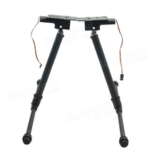 лучшая цена Spare Parts Tarot TL65B44 Small Electric Retractable Landing Gear Set For 650/680/690