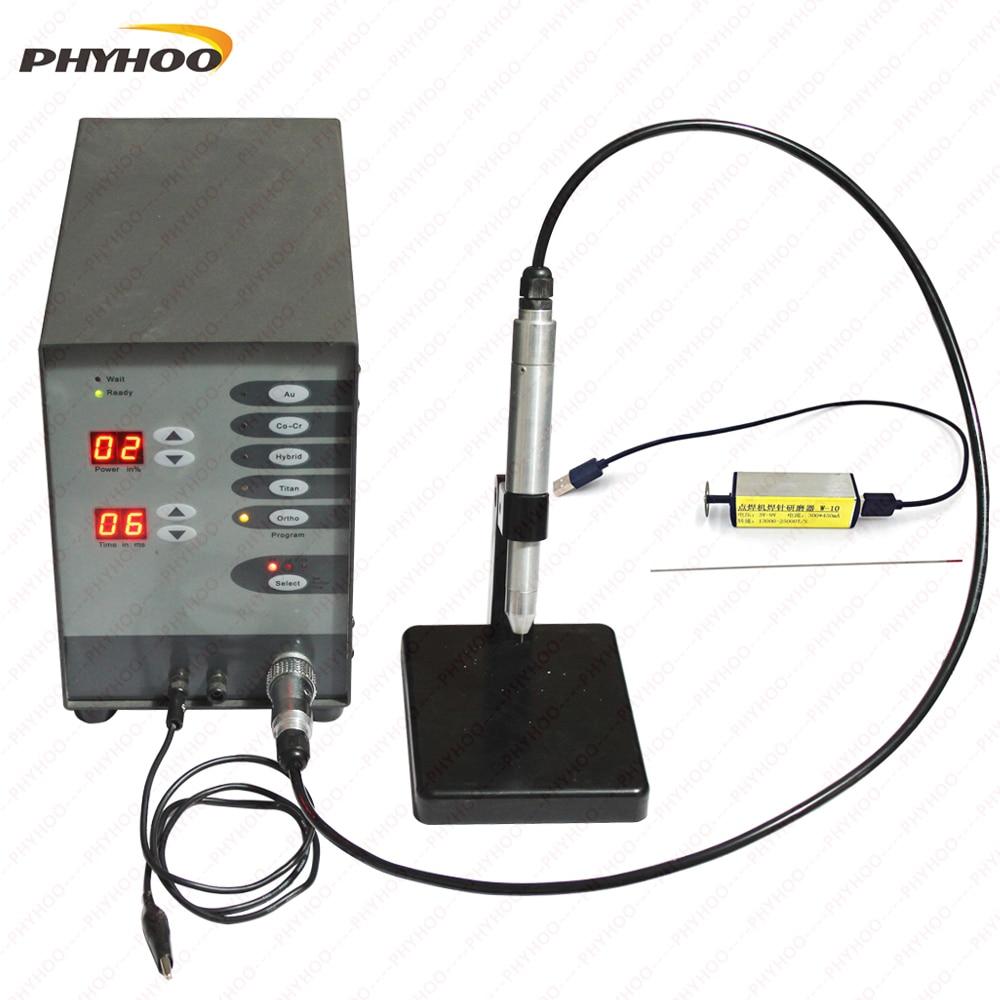 220 V acier inoxydable Spot machine de soudage laser Automatique De Commande Numérique Tactile Pulse Argon soudeuse à l'arc pour les Bijoux De Soudure