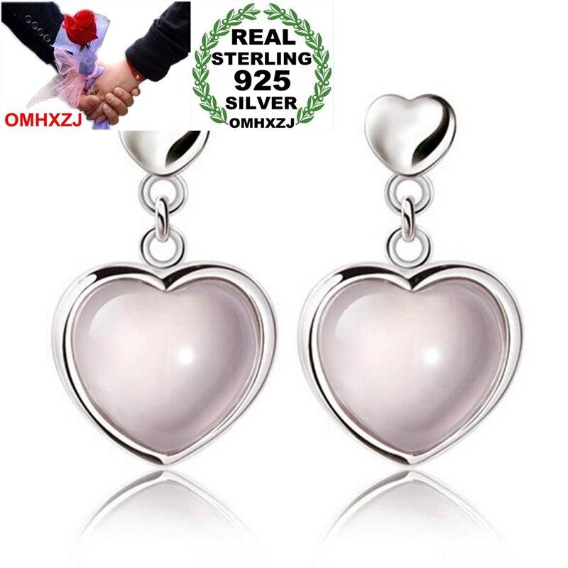 OMHXZJ Wholesale Jewelry Sweet Romantic Fashion
