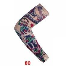 √  Временные татуировочные рукава Прохладный дизайн Временные татуировочные рукава на открытом