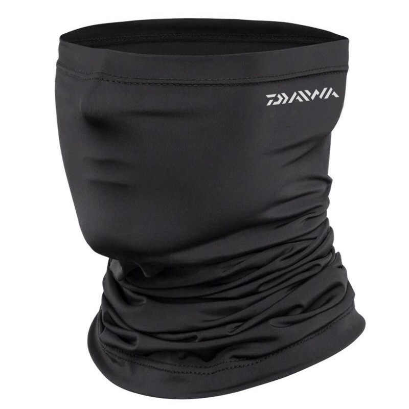 1PC DAIWA Summer Windproof Outdoor Riding Scarf Ice Cycling Magic Face Mask Dust-proof Ice Climbing Fishing Scarf Cycling Mask