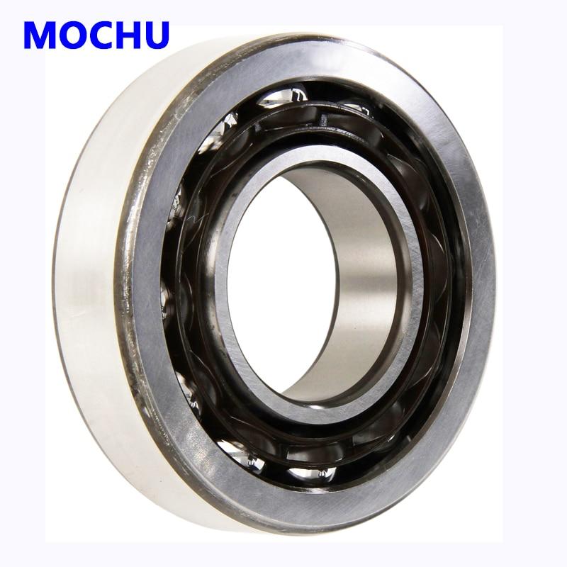 1pcs MOCHU 7210 7210BEP 7210BEP/P6 50x90x20 Angular Contact Bearings ABEC-3 Bearing MOCHU High Quality Bearing 1pcs 71901 71901cd p4 7901 12x24x6 mochu thin walled miniature angular contact bearings speed spindle bearings cnc abec 7
