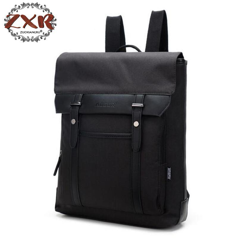 Men's Backpack Nylon Slim Bag For Male Mochila Laptop Notebook Bag For Computer Lightweight Laptop Backpack american favorites cb 102 betty boop laptop computer bag