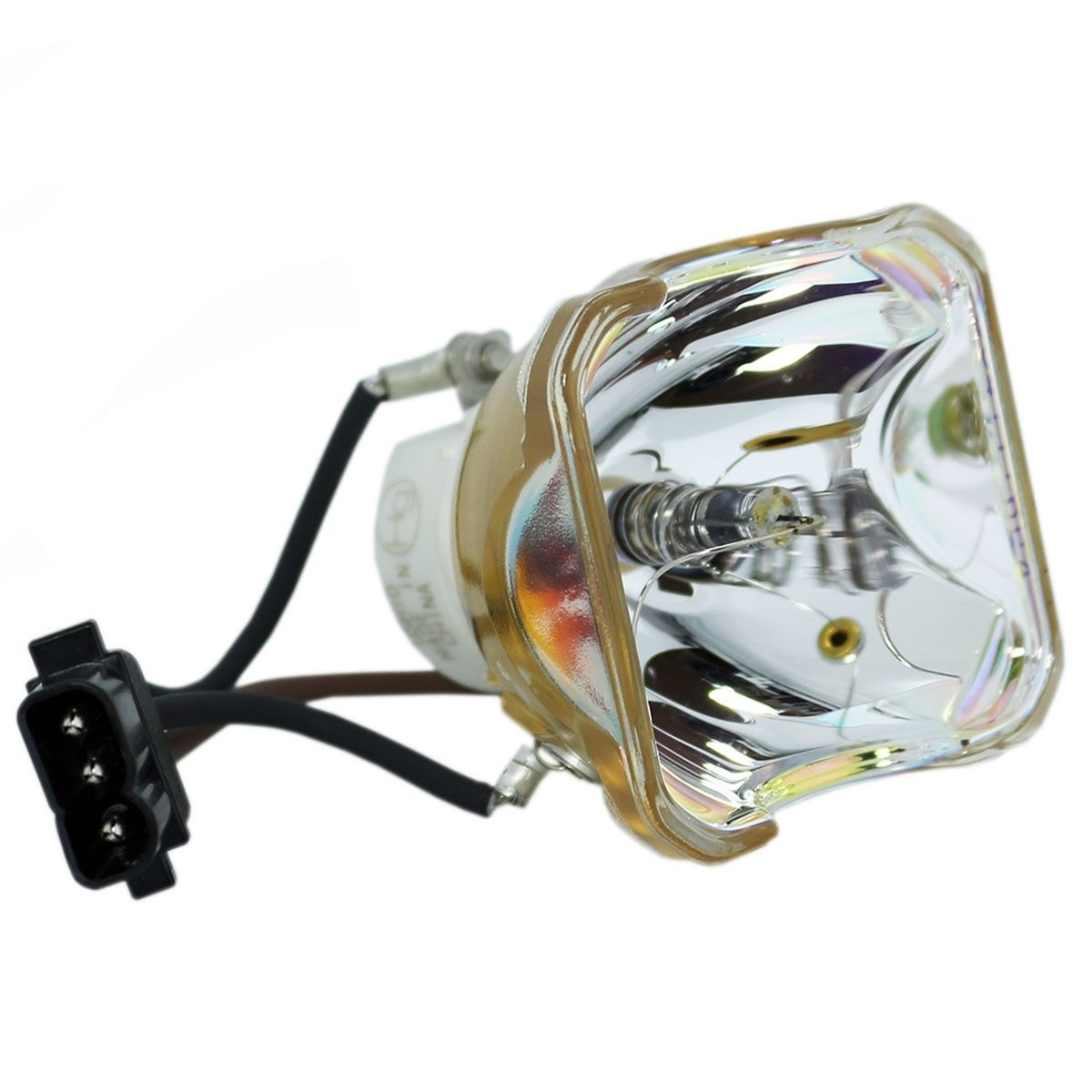 Compatible Bare Bulb 5J.J2K02.001 for BENQ W500 Projector bulb lamp without housing replacement compatible bare bulb 5j 08g01 001 lamp for benq mp730 projector