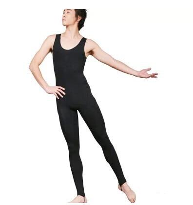 Erwachsene Männer Ballett Unitards Männlichen Overall Verbunden ...