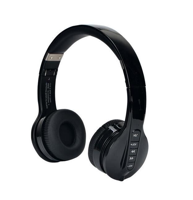 Jingtider bt822 Bluetooth наушники Беспроводной стерео наушники с микрофоном Поддержка T ...