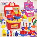 Toys, Baby Toys, Cosplay Magic Kitchen Simulation Kitchen Playsets Baby Combination Free Shipping