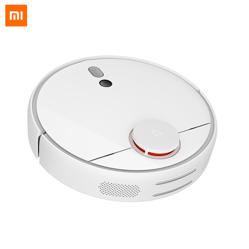 Original Xiaomi Mi Robot Vacuum Cleaner 1S For Home Automatic Sweeping Charge Smart Planned WIFI APP Remote Control Dust Cleaner(China)