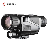 5 X 40 Infrared Night Vision Camera Waterproof Military Tactical Digital Video Output Night Vision Monocular