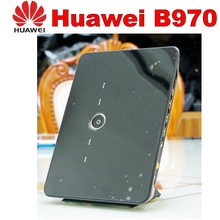 Huawei B970 3g 7.2mbps wifi router with sim card slot brand new and unlocked wireless cpe router