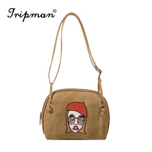 New women messenger bags high quality ladies canvas handbag women shoulder bag famous brand bag bolsa feminine