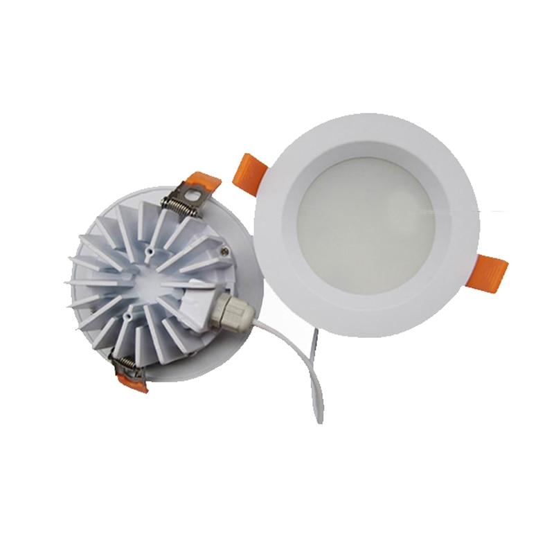 vezető nélküli Led Downlights 5W 7W 9W 12w 220V LED Mennyezeti - LED Világítás - Fénykép 3