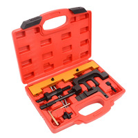 WHDZ 13Pcs Mini Car Engine Timing Tool Kit For BMW N42 N46 N46T Engine Care Repair Tools With Red Box