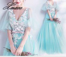 платье элегантное 2019 Сетчатое