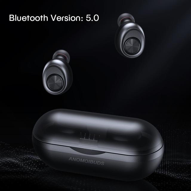 Capsule Wireless Earphone V5.0 Bluetooth Earphone