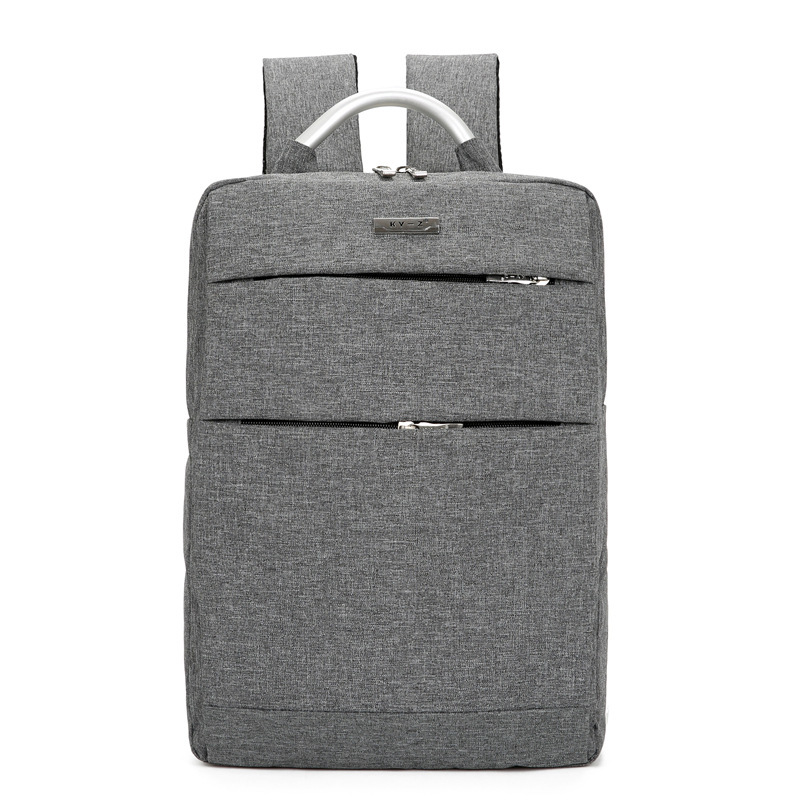 Backpack Business-Package Student-Bag Shoulders Woman Trend Leisure Male Concise